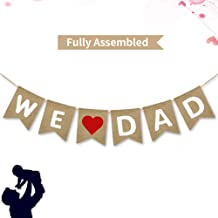 Best fathers day decorations Reviews