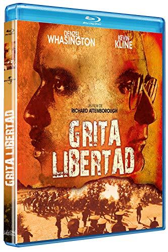 Grita Libertad [Blu-ray] Kevin Kline