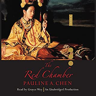 The Red Chamber audiobook cover art