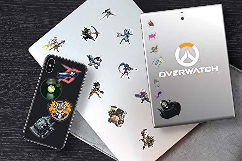Aufkleber Overwatch - Sticker GADGET DECALS