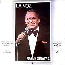 LP LA VOZ FRANK SINATRA PHILIPS