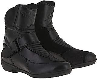 Alpinestars Valencia Waterproof Women's Street Motorcycle Boots - Black / 39