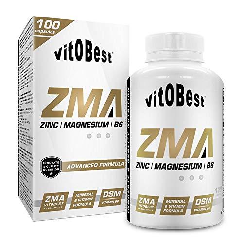Vit.O.Best Zma 100 Caps 100 Capsulas 400 g