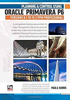oracle primavera project management software