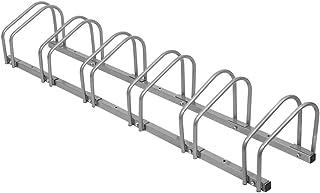 HENGMEI Râtelier Familial Râtelier de Rangement Range-vélo support pour 6 vélos à Monter au Mur/Sol
