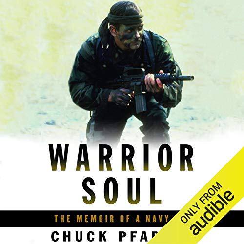 Warrior Soul audiobook cover art