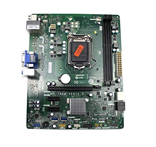 MEDION MT22 MS-7848 Rev.1.0 Intel H87 Mainboard Micro ATX Sockel 1150