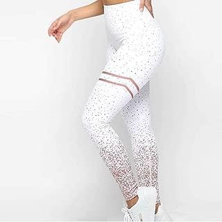 Women Gold Print Leggings No Transparent Exercise Fitness Leggings Push Up Workout Female Sexy Hip Pants Jeggings