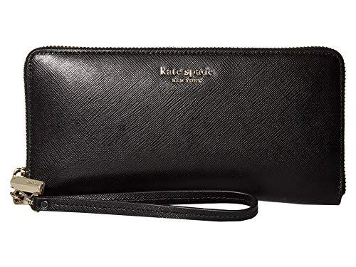 Kate Spade New York Spencer Travel Wallet Black One Size