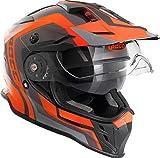Rocc 781 Motocross Helm L Schwarz/Orange