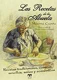 Las recetas de la abuela: Cocina tradicional española (Cocina Clan)