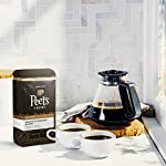 Peet's Coffee Major Dickason's Blend, Dark Roast Ground Coffee, 18 oz 12 MAJOR DICKASON'S BLEND: Conceived by Mr. Peet and his most discerning customer, Major Dickason's Blend has become the coffee that epitomizes the rich, flavorful taste of Peet's FLAVOR & ROAST: Incomparable world blend, rich, complex, and full-bodied. Dark roast PEET'S COMMITMENT: To achieve our signature rich flavor, we source the world's best coffee beans, hand-roast them in small batches, and uphold the strictest standard of freshness