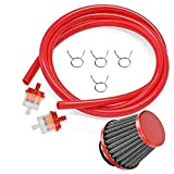 Gas Fuel Filter Hose Tube Line for Chinese GY6 50cc 150cc 139QMB...