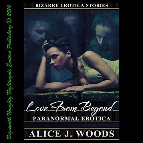 Love from Beyond: Paranormal Erotica cover art