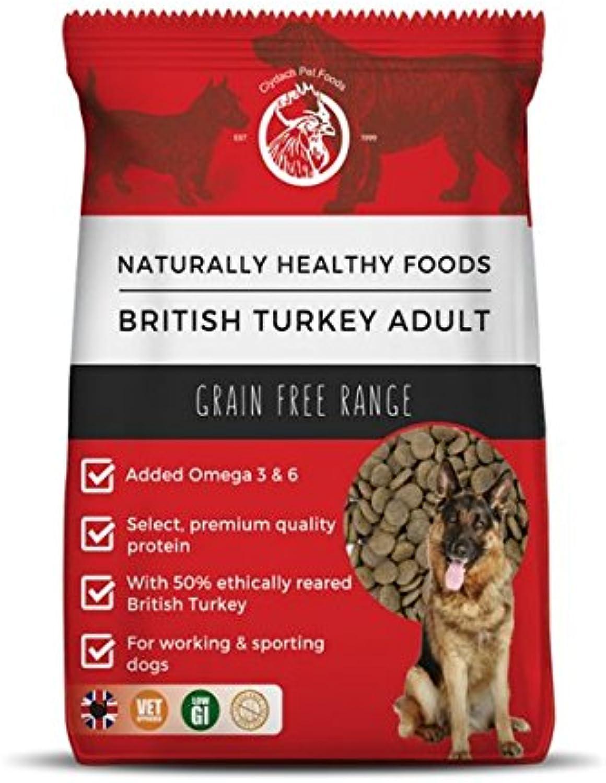 British Turkey Adult  15Kg Grain Free Dog Food