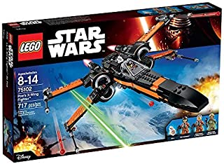 LEGO Star Wars Poes X-Wing Fighter 75102 Building Kit