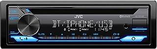 $109 » JVC KD-TD71BT - CD Receiver Featuring Bluetooth, Front USB, AUX, Amazon Alexa