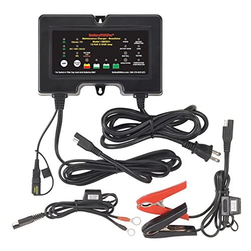 Deep Cycle Marine Battery Charger >> Best Deep Cycle Battery Charger 2019 Reviews Battery Asking