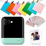 Polaroid POP 2.0 – Fotocamera digitale a stampa istantanea, con display touchscreen da 3...