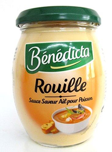 Benedicta Rouille Sauce 260 g Glas