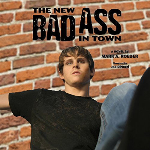 The New Bad Ass in Town audiobook cover art