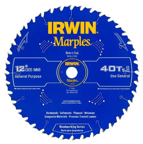 IRWIN Tools MARATHON - Mesa circular de carburo, 1807382