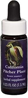 Flower Essence Services Essence, California Pitcher Plant, 0.25 Ounce