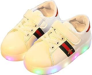 Led Shoes Led Light up Shoes Toddles Boys Girls Kids Colors Light