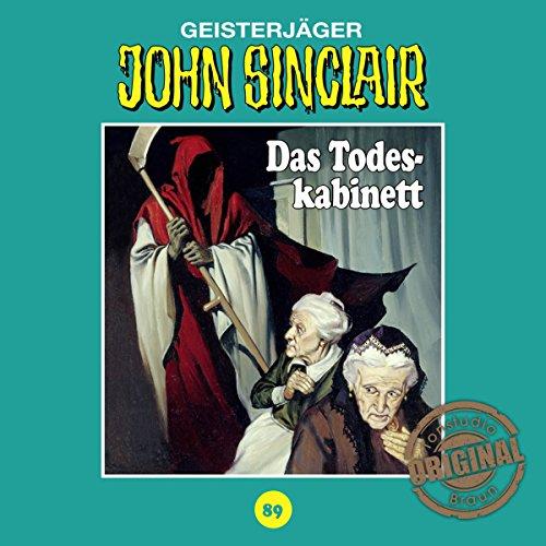 Das Todeskabinett (John Sinclair - Tonstudio Braun Klassiker 89) Titelbild