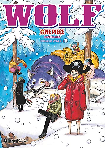 One Piece Color Walk - Tome 08 (Art of)