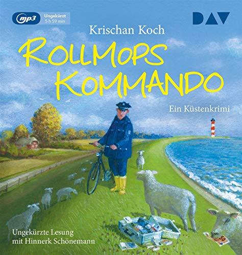 Rollmopskommando: Ungekürzte Lesung mit Hinnerk Schönemann (1 mp3-CD)