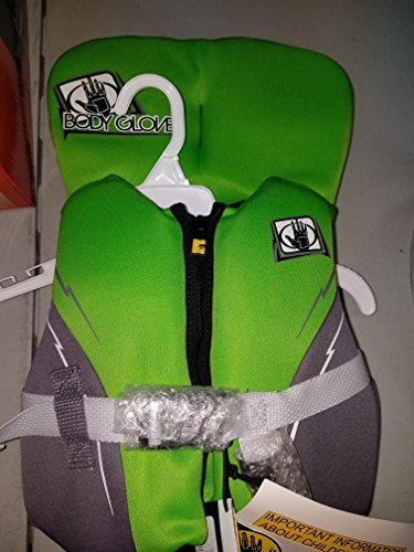 Body Glove Infant Neoprene USCGA Vest - Infant - Hot Pink & Navy - Water Life Jacket Vest for Extreme Sports Boat Kayak Paddling Use and Safety Sports Vests for Boys and Girls