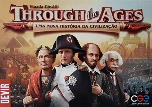 Through the Ages - Devir, Multicor
