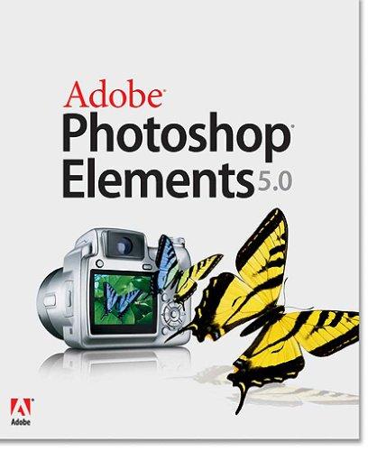 Adobe Photoshop Elements 5 französisch WIN