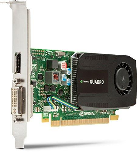 HP NVIDIA Quadro K600 1 GB DL-DVI+DP Grafikkarte C2J92AA