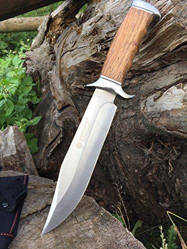 Auvex klassisches 32cm Jagdmesser TOM * elegant und schlicht * Outdoor Survival Messer Hunting Knife Tom