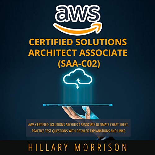 AWS Certified Solutions Architect Associate (SAA-C02) cover art