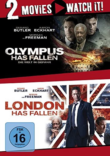 Olympus Has Fallen / London Has Fallen [Alemania] [DVD]