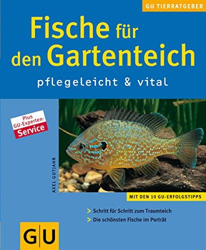 Fische für den Gartenteich pflegeleicht & vital