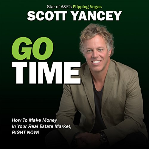 Go Time audiobook cover art