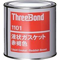 TRUSCO スリーボンド 液状ガスケット TB1101 1kg 赤褐色 TB11011