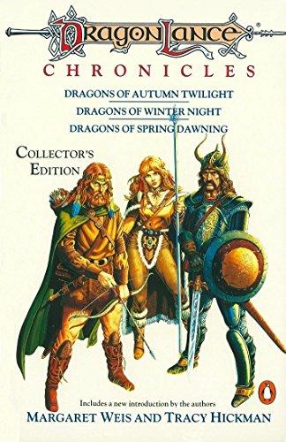 Dragonlance Chronicles: Dragons of Autumn Twilight, Dragons of Winter Night, Dragons of Spring Dawnin