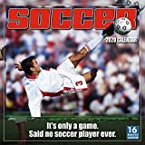 Soccer 2020 Wall Calendar: by Sellers Publishing