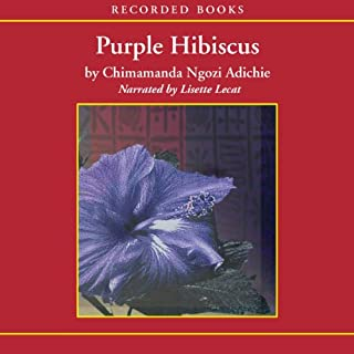 Purple Hibiscus cover art