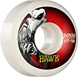 Bones Ruedas de skate Tony Hawk Falcon II P5 Sidecut SPF 84B de 58 mm