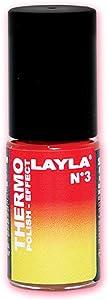 Layla Thermo Nail Polish 03