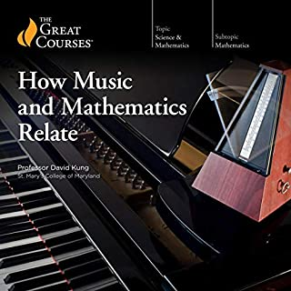 How Music and Mathematics Relate cover art