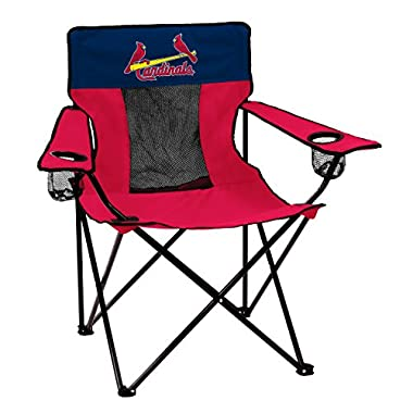 MLB St. Louis Cardinals Elite Chair, Adult, Red