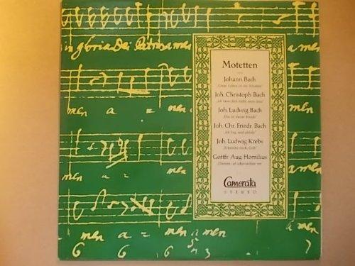 Motetten der Verwandten Johann Sebastian Bachs und seiner Schüler