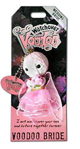 Watchover Voodoo-Puppe / Schlüsselring ~ Voodoo-Braut